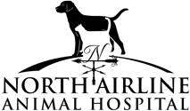 North Airline Animal Hospital Logo